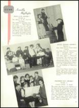 1941 Central Catholic High School Yearbook Page 50 & 51