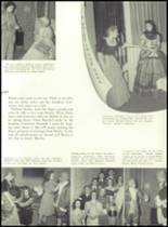 1941 Central Catholic High School Yearbook Page 52 & 53