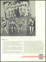 1941 Central Catholic High School Yearbook Page 66 & 67