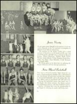 1941 Central Catholic High School Yearbook Page 68 & 69