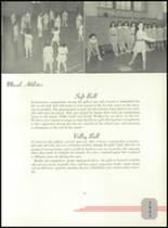 1941 Central Catholic High School Yearbook Page 70 & 71