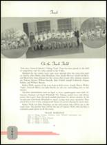 1941 Central Catholic High School Yearbook Page 72 & 73