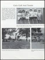 1991 Cameron High School Yearbook Page 14 & 15