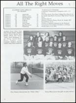 1991 Cameron High School Yearbook Page 36 & 37