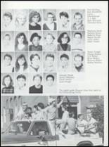 1991 Cameron High School Yearbook Page 46 & 47