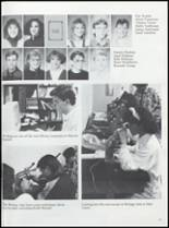 1991 Cameron High School Yearbook Page 54 & 55