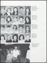 1991 Cameron High School Yearbook Page 56 & 57