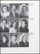 1991 Cameron High School Yearbook Page 60 & 61