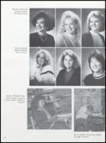 1991 Cameron High School Yearbook Page 62 & 63