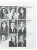 1991 Cameron High School Yearbook Page 66 & 67