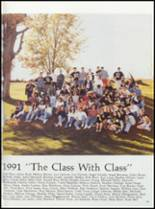1991 Cameron High School Yearbook Page 68 & 69