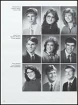 1991 Cameron High School Yearbook Page 70 & 71