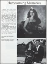1991 Cameron High School Yearbook Page 78 & 79