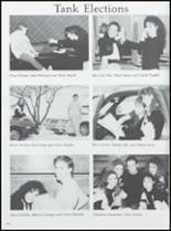 1991 Cameron High School Yearbook Page 86 & 87
