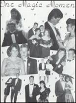 1991 Cameron High School Yearbook Page 92 & 93