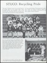 1991 Cameron High School Yearbook Page 98 & 99
