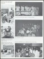 1991 Cameron High School Yearbook Page 100 & 101