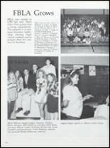 1991 Cameron High School Yearbook Page 106 & 107