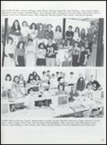 1991 Cameron High School Yearbook Page 110 & 111