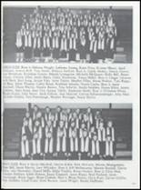 1991 Cameron High School Yearbook Page 116 & 117