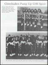 1991 Cameron High School Yearbook Page 126 & 127