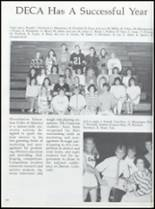 1991 Cameron High School Yearbook Page 128 & 129