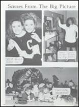 1991 Cameron High School Yearbook Page 132 & 133