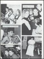 1991 Cameron High School Yearbook Page 134 & 135
