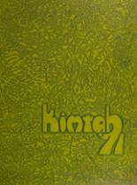 1971 Yearbook West Seattle High School