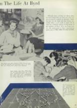 1959 Byrd High School Yearbook Page 22 & 23