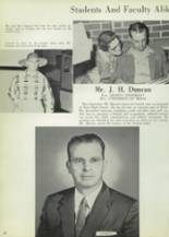 1959 Byrd High School Yearbook Page 30 & 31