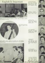 1959 Byrd High School Yearbook Page 36 & 37