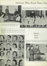 1959 Byrd High School Yearbook Page 62 & 63