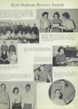 1959 Byrd High School Yearbook Page 70 & 71