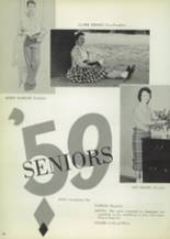 1959 Byrd High School Yearbook Page 74 & 75