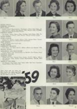 1959 Byrd High School Yearbook Page 76 & 77