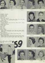 1959 Byrd High School Yearbook Page 80 & 81