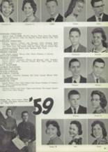 1959 Byrd High School Yearbook Page 84 & 85