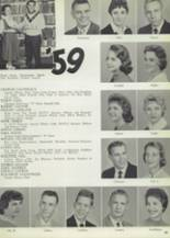1959 Byrd High School Yearbook Page 86 & 87