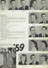 1959 Byrd High School Yearbook Page 92 & 93