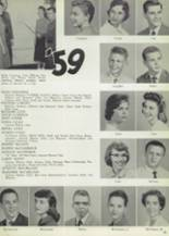 1959 Byrd High School Yearbook Page 94 & 95