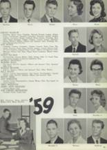 1959 Byrd High School Yearbook Page 96 & 97