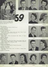 1959 Byrd High School Yearbook Page 98 & 99