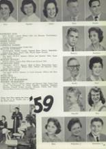 1959 Byrd High School Yearbook Page 100 & 101