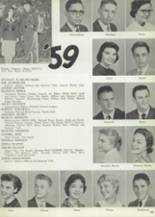 1959 Byrd High School Yearbook Page 102 & 103