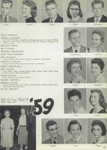 1959 Byrd High School Yearbook Page 104 & 105