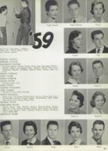 1959 Byrd High School Yearbook Page 106 & 107