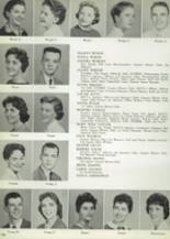 1959 Byrd High School Yearbook Page 110 & 111