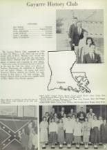 1959 Byrd High School Yearbook Page 152 & 153