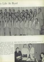 1959 Byrd High School Yearbook Page 190 & 191